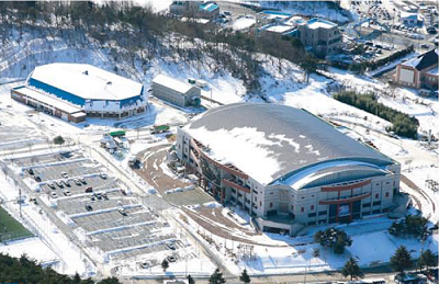 Gangneung Curling Centre #2